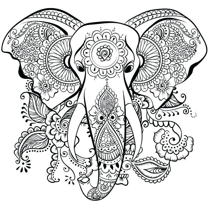 Coloriage Mandala Animaux 5 A Imprimer Gratuit | Coloriage tout Dessins À Colorier Gratuit À Imprimer