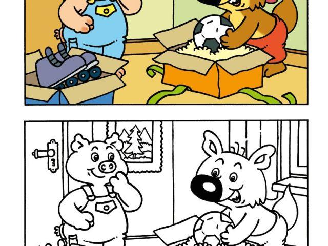 Coloriage Mini Loup Gratuit Coloriages Coloriage Gratuit à Coloriage Mini Loup A Imprimer Gratuit