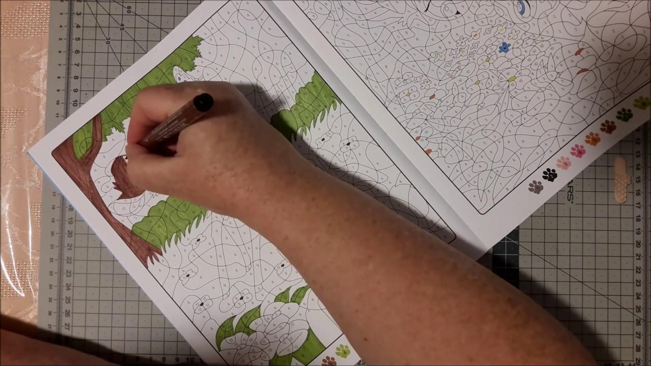Coloriage Mystère Disney 31, Speed Coloring - pour Feutre Coloriage Mystere