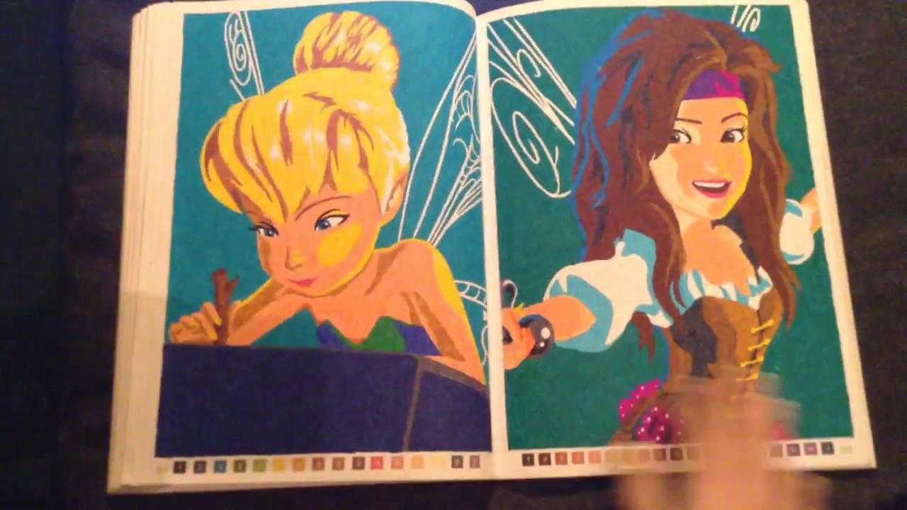 Coloriage Mystère Disney Les Grands Classique Tome 2 - serapportantà Coloriage Mystere