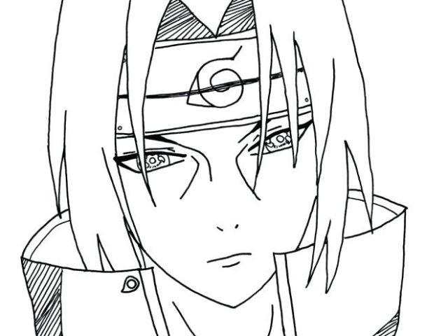 Coloriage Naruto Shippuden En Couleur 41 Best Coloriage avec Dessin De Shino Shippuden En Couleur