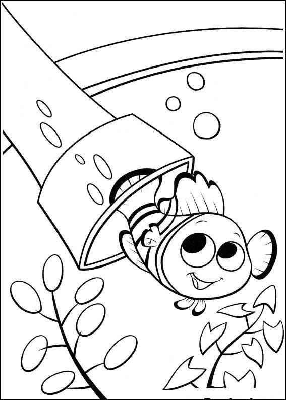Coloriage Nemo Imprimer Dessin Gratuit À Imprimer encequiconcerne Coloriage Nemo A Imprimer Gratuit