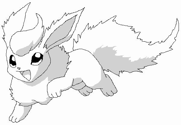 Coloriage Noctali Pokemon Élégant Tout Les Coloriage serapportantà Noctali Pokemone Coloriage