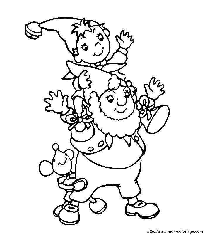 Coloriage Oui Oui À Imprimer Pour Les Enfants - Cp19875 concernant Jeux De Oui Oui Gratuit