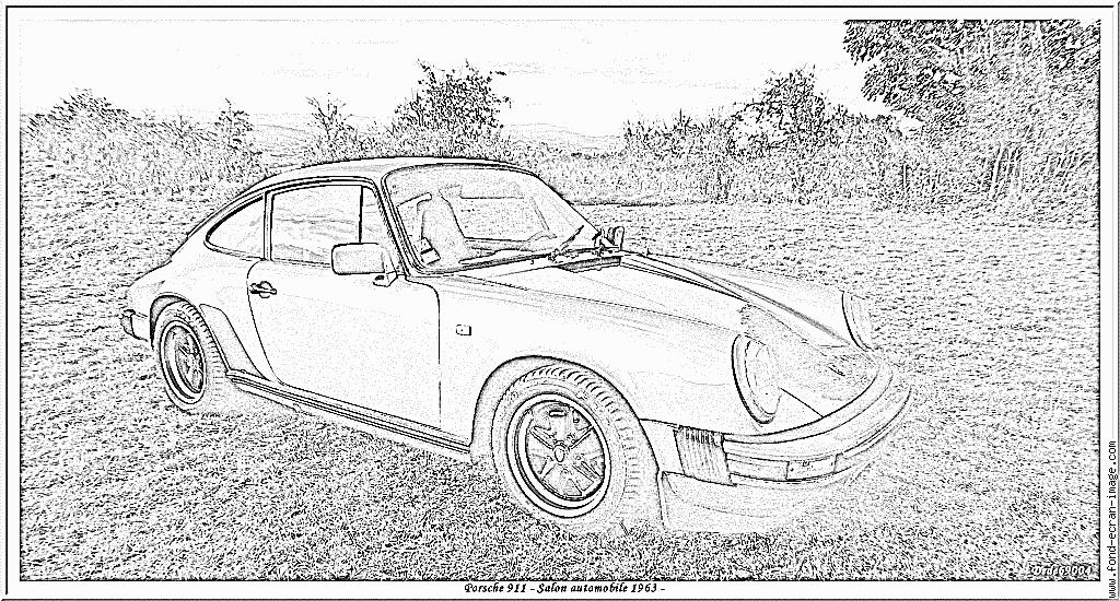 Coloriage P1080474 Porche 911 Fei 091012 À Imprimer Pour encequiconcerne Coloriage Porsche A Imprimer