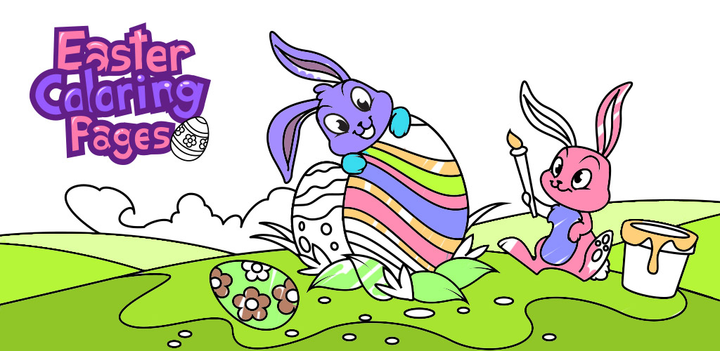 Coloriage Paques | Application Android Gratuite serapportantà Jeux Coloriage Android
