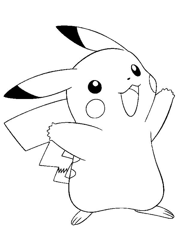 Coloriage Pikachu A Imprimer concernant Coloriage Pyjamasque A Imprimer