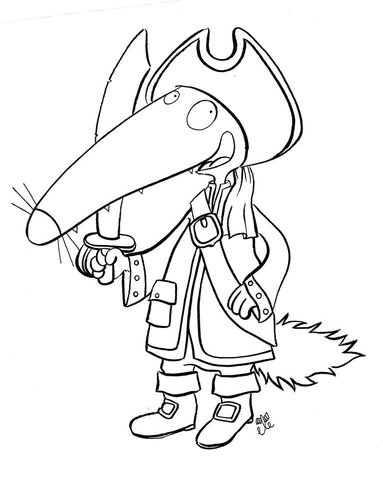 Coloriage Pirate | Mon Anniversaire Pirate tout Coloriage Pirate