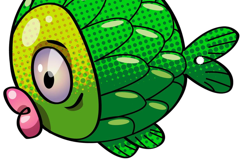 Coloriage Poisson D'Avril Sur Hugolescargot intérieur Poisson D Ariel