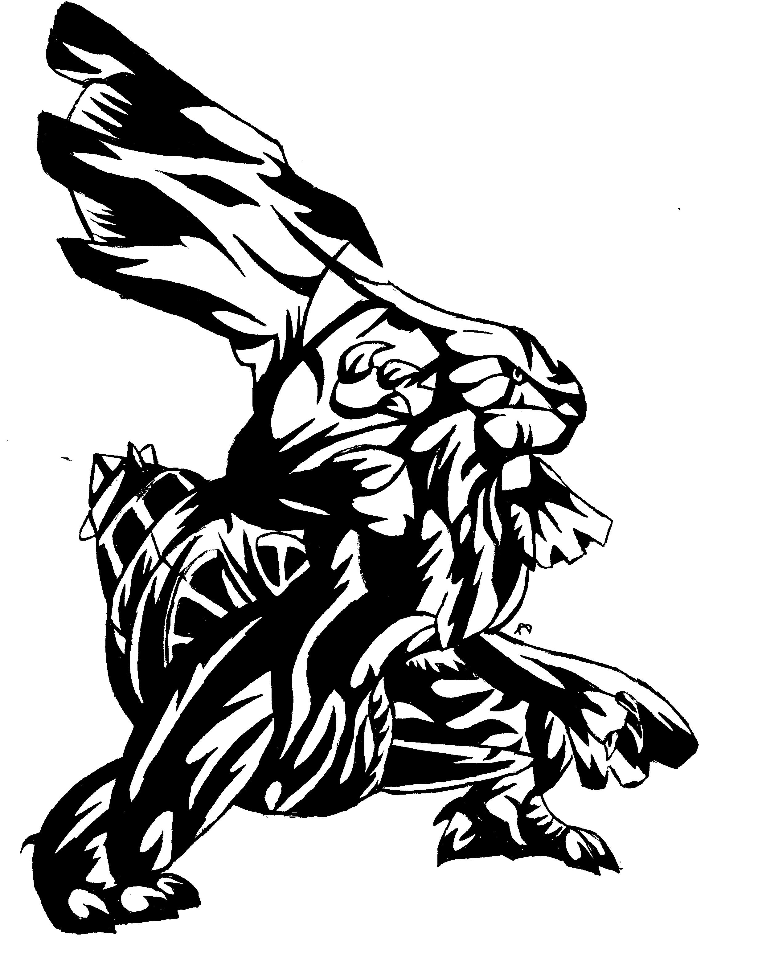 Coloriage Pokemon Reshiram Et Zekrom | Imprimer Et Obtenir tout Dessin Pokemon Reshiram