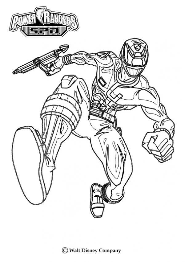 Coloriage Power Rangers Dino Tonnerre avec Coloriage Power Rangers Ninja Steel A Imprimer