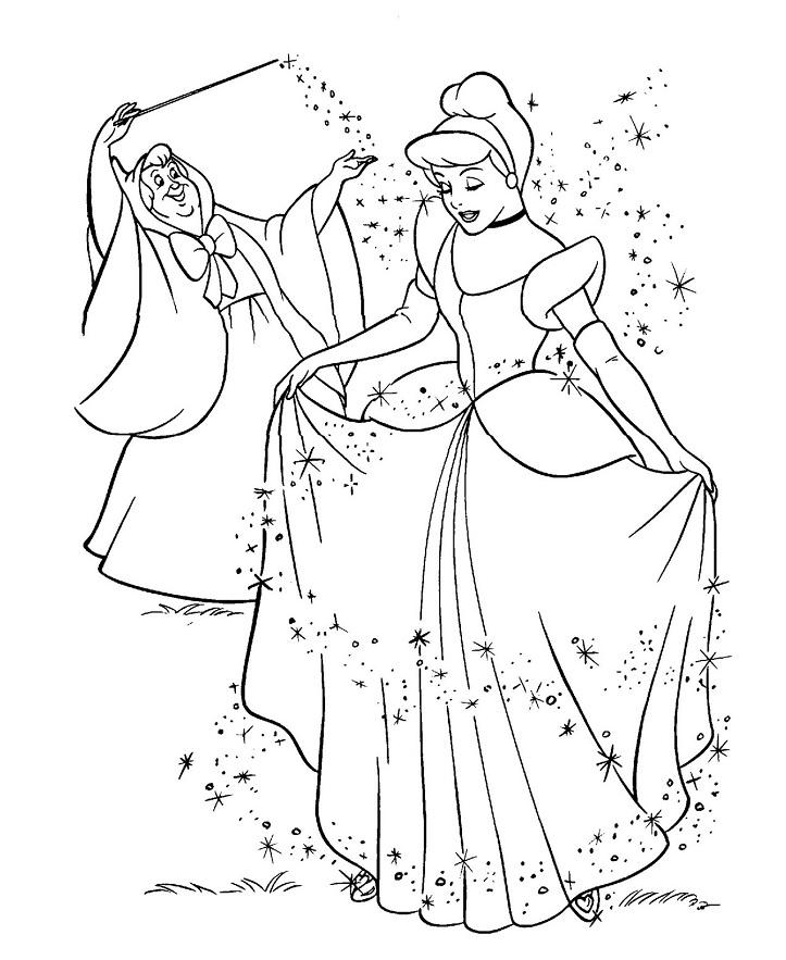 Coloriage Princesse À Imprimer (Disney, Reine Des Neiges, ) encequiconcerne Coloriage Princesse Disney