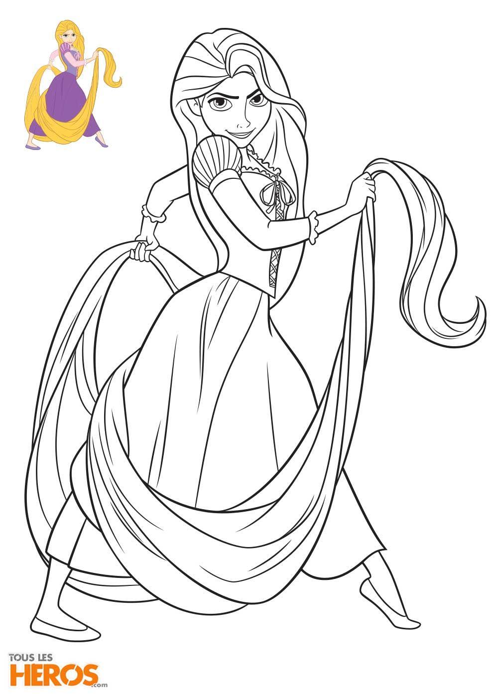 Coloriage Princesse Disney À Imprimer En Ligne   Coloriage destiné Coloriage Avec Chiffre A Imprimer