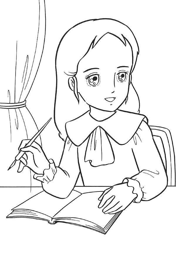 Coloriage Princesse Sarah 9 Dessin Gratuit À Imprimer serapportantà Dessin Animé Princesse Sarah
