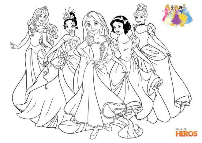Coloriage Princesse - Yahoo! Yahoo Maktoob نتائج البحث pour Coloriage Blanche Neige A Imprimer Gratuit