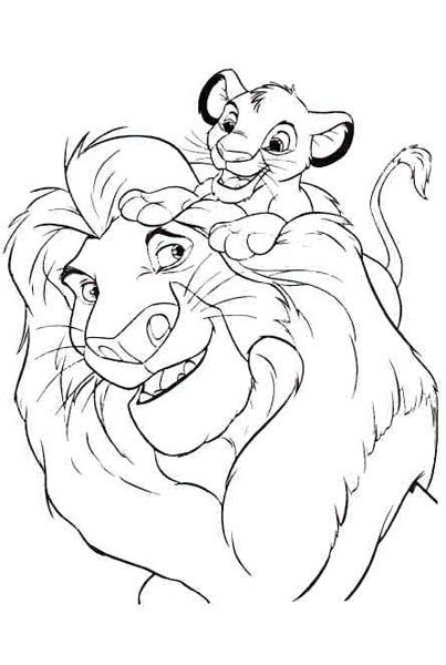Coloriage Roi Lion | Lion King Drawings, King Drawing encequiconcerne Coloriage Roi Lion À Imprimer