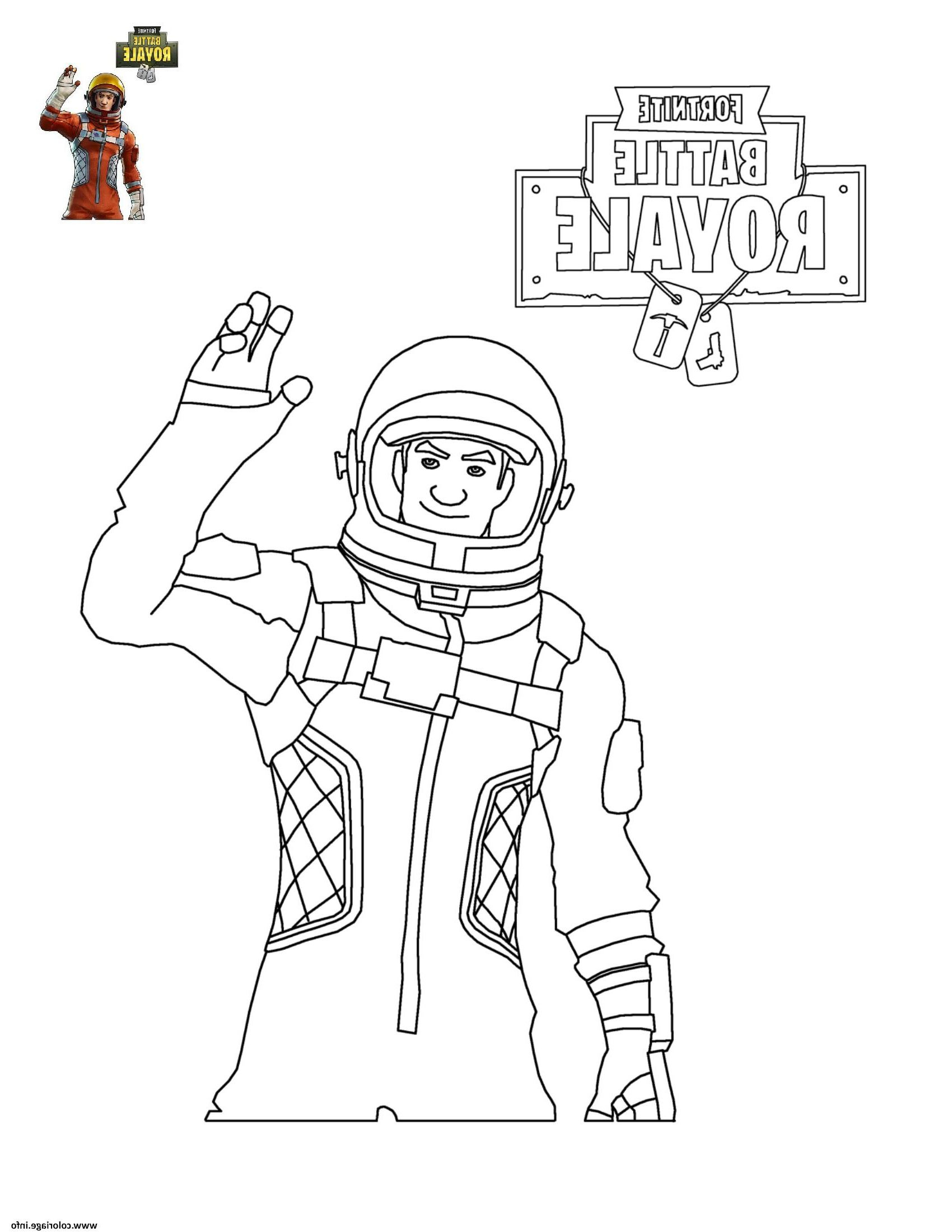 Coloriage Skin Fortnite . 11 Loisirs Coloriage Skin concernant Coloriage Fortnite