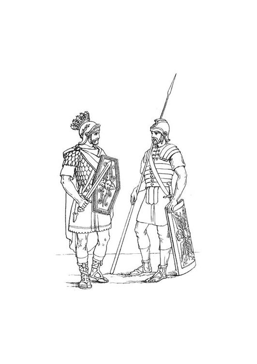 Coloriage Soldat Anglais tout Coloriage Soldat
