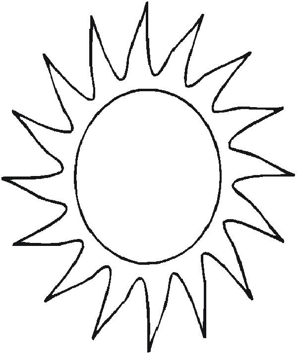 Coloriage Soleil Maternelle Pour Enfant Dessin Gratuit À dedans Dessin Soleil Gratuit