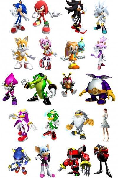 Coloriage Sonic À Colorier - Dessin À Imprimer destiné Coloriage Guepard Et Dessin Imprimer