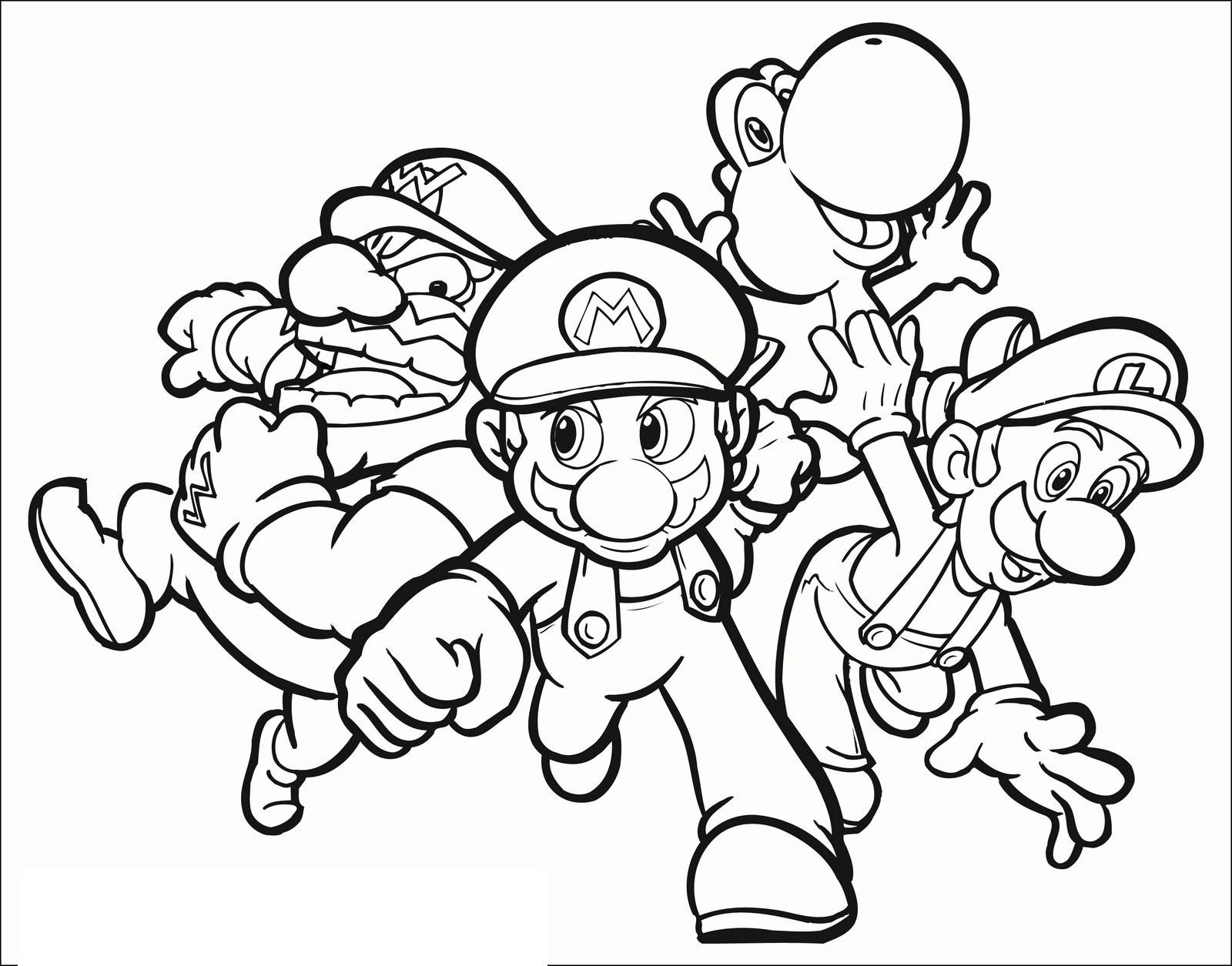 Coloriage Sonic Et Mario En Ligne Gratuit Imprimer A Aux serapportantà Jeux Coloriage Gratuit