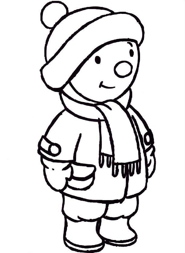 [Coloriage-Tchoupi-Hiver-Neige-Bonnet-Froid destiné Dessin Enfant A Imprimer