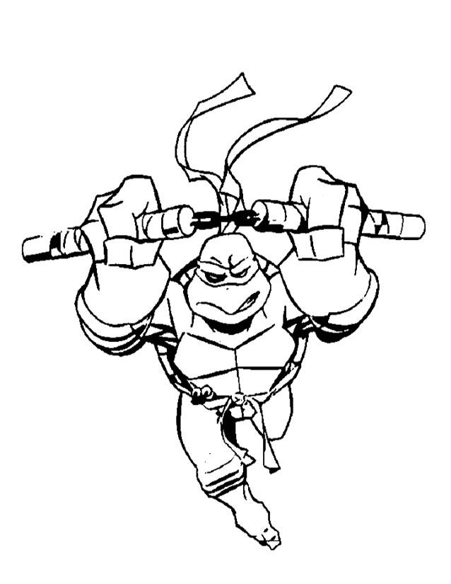 Coloriage Tortue Ninja Gratuit encequiconcerne Coloriage Tortue Ninja A Imprimer Gratuit