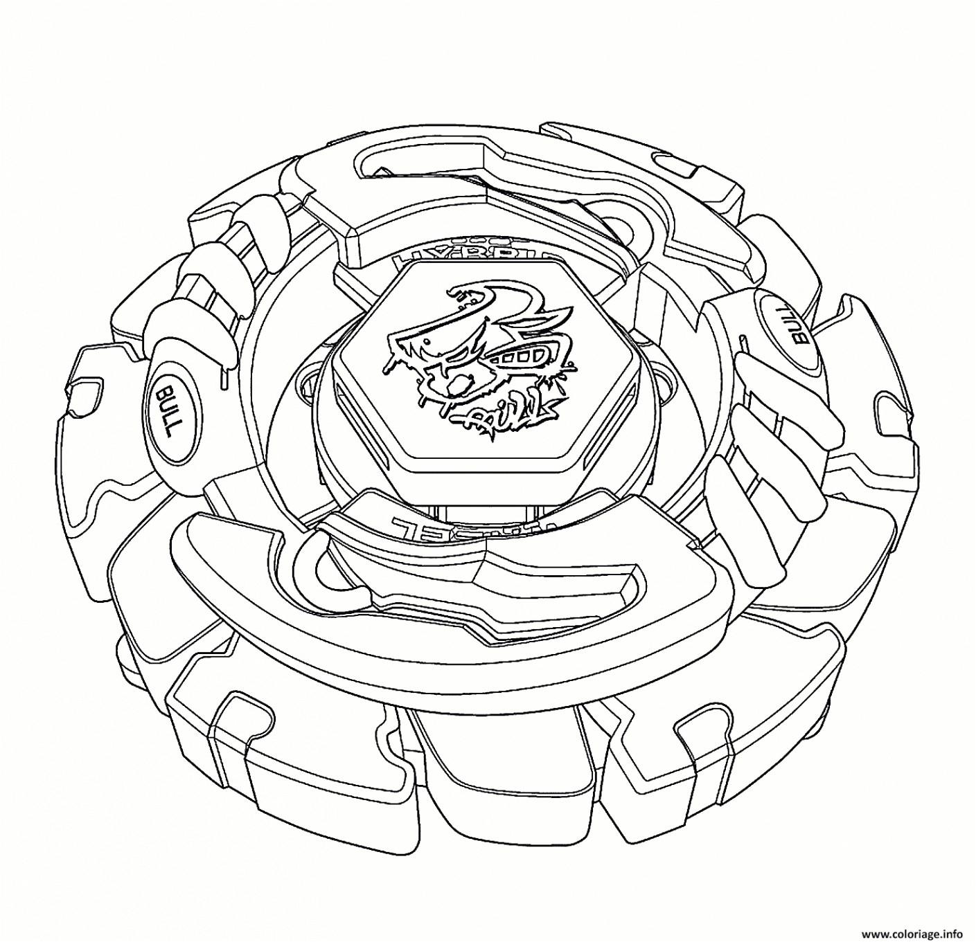 Coloriage Toupie Beyblade Burst Turbo | Danieguto tout Coloriage Beyblade Burst Turbo