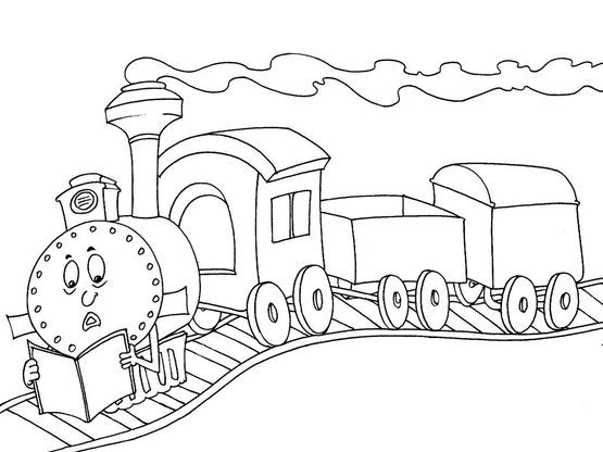 Coloriage Train 22 - Coloriage Trains - Coloriages Transports avec Gulli Fr Coloriage