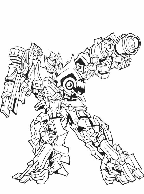 Coloriage Transformers Crosshairs Dessin Gratuit À Imprimer tout Dessins De Coloriage Transformers Imprimer
