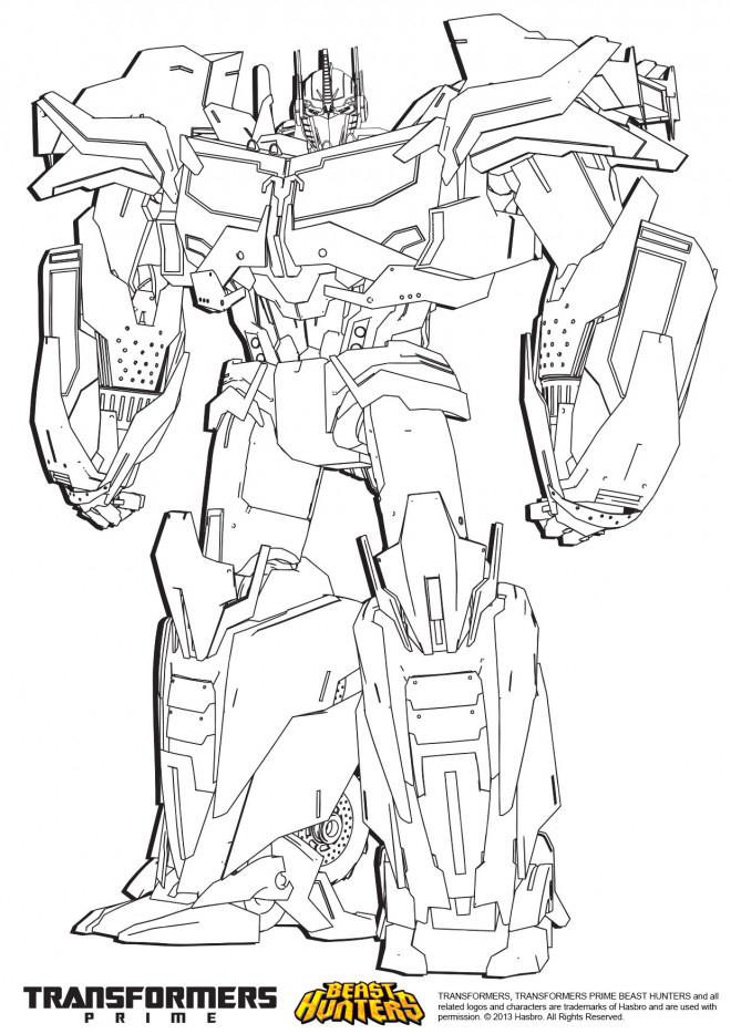 Coloriage Transformers Mégatron Couleur Dessin Gratuit À intérieur Coloriage À Imprimer Transformers