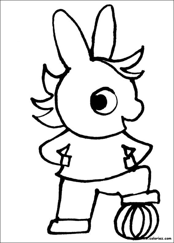 Coloriage Trotro 8 Gratuit À Imprimer En Ligne intérieur Trotro Dessins Animes