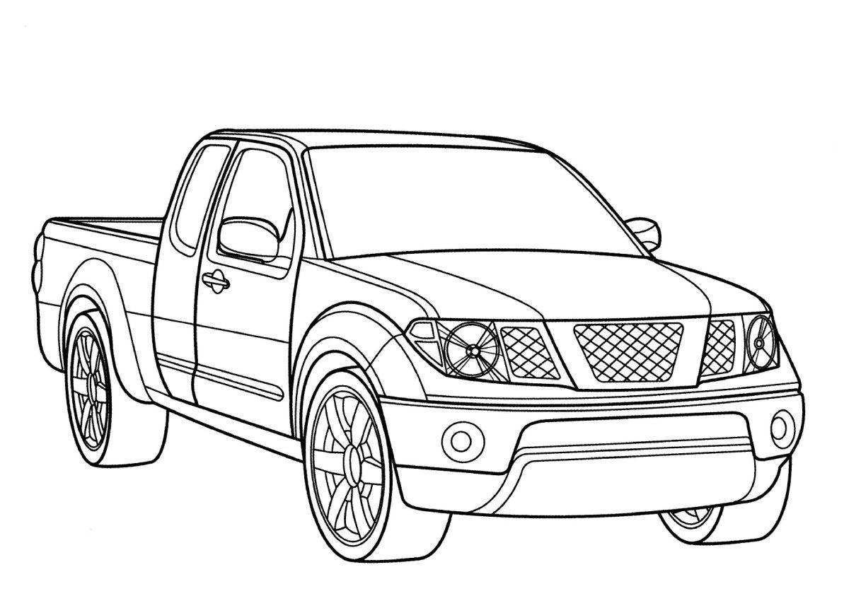 Coloriage Vehicule - Greatestcoloringbook à Voiture Int?Rieur Coloriage