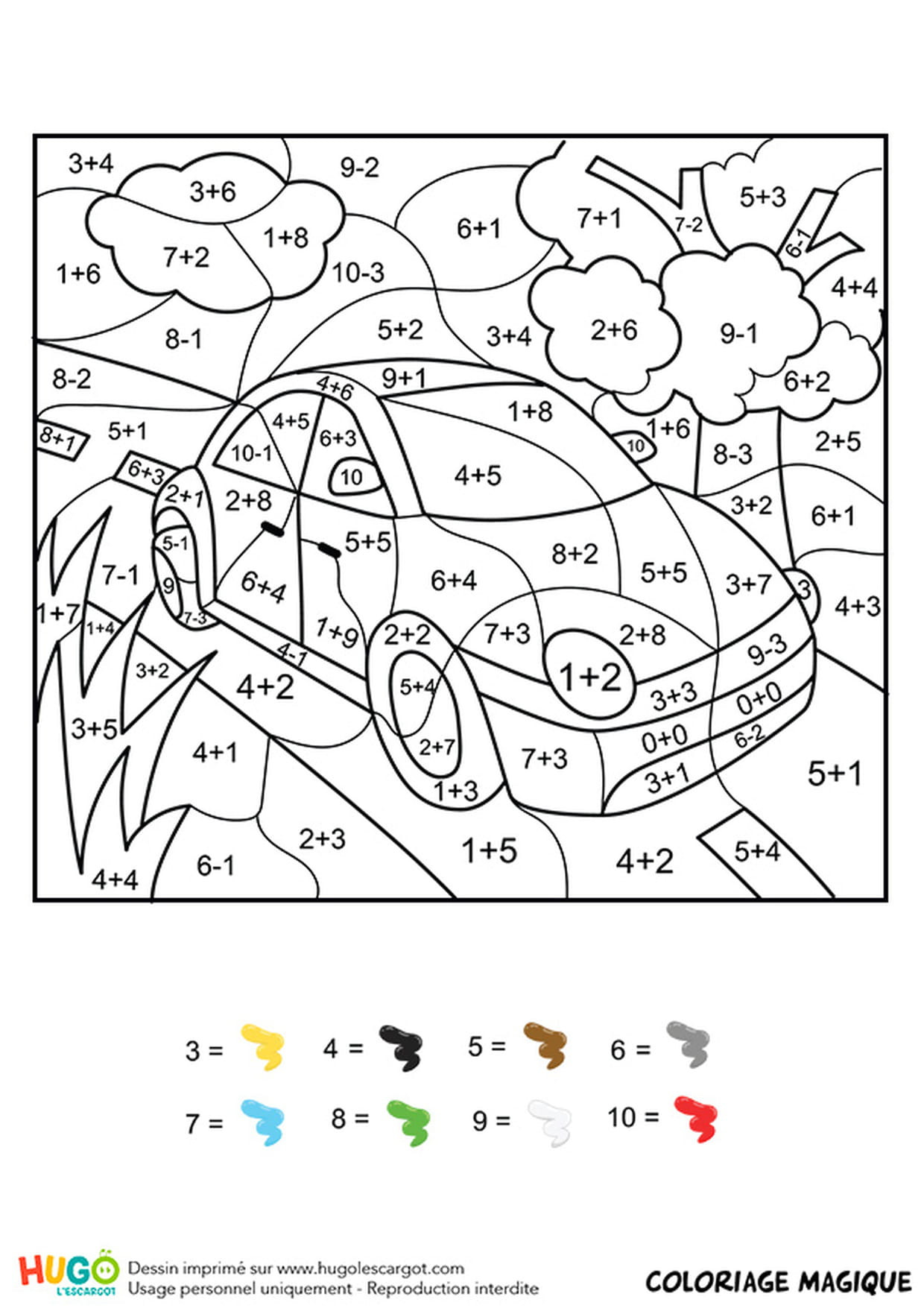 Coloriage Vehicule - Greatestcoloringbook avec Voiture Int?Rieur Coloriage