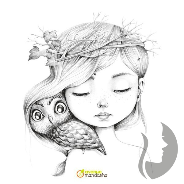 Coloriage Wild 3 - Emmanuelle Colin - Umělecké Omalovánky concernant Coloriage Wild 4