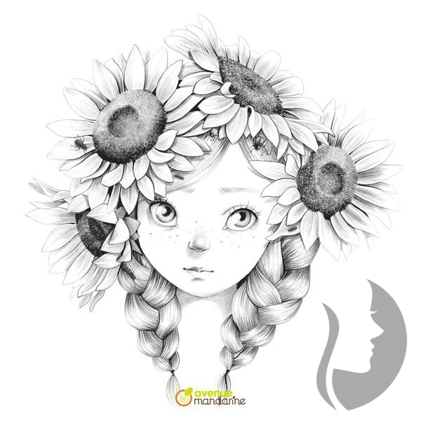 Coloriage Wild 3 - Emmanuelle Colin - Umělecké Omalovánky intérieur Coloriage Wild 4