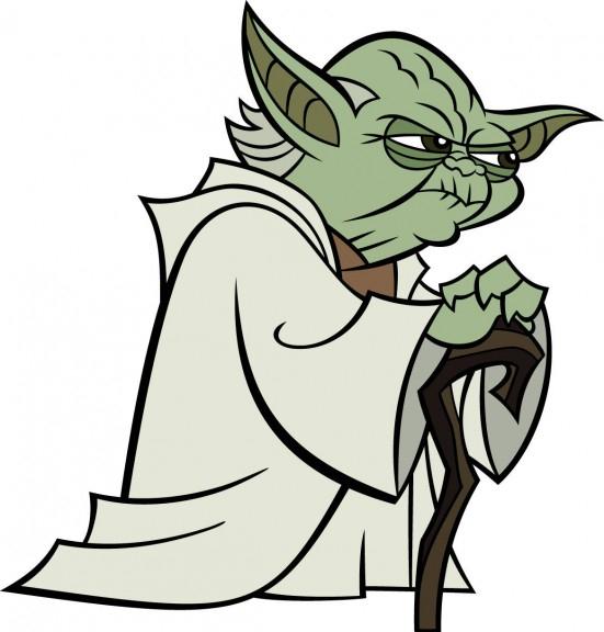 Coloriage Yoda De Star Wars À Imprimer Et Colorier serapportantà Maitre Yoda Dessin