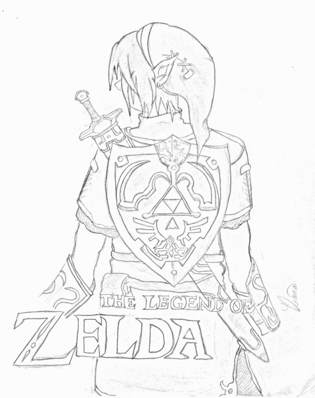 Coloriage Zelda Breath Of The Wild A Imprimer – Teenzstore pour Coloriage Zelda Breath Of The Wild