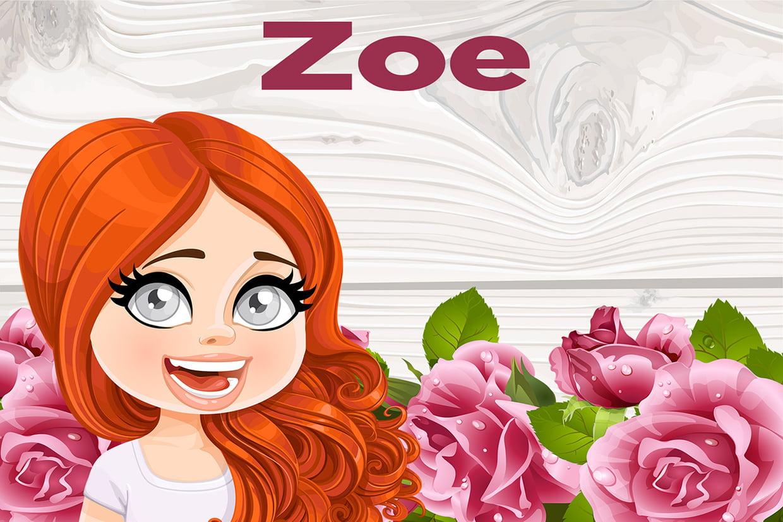 Coloriage Zoe : Prénom De Fille Lettre Z Sur Hugolescargot à Hugo L Escargot Coloriage En Ligne