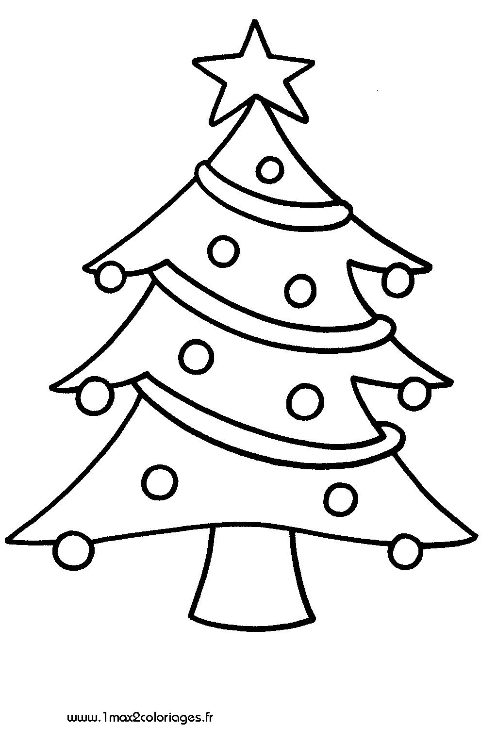 Coloriage204: Sapin De Noel Coloriage A Imprimer tout Coloriage De Sapin De Noel A Imprimer Gratuit