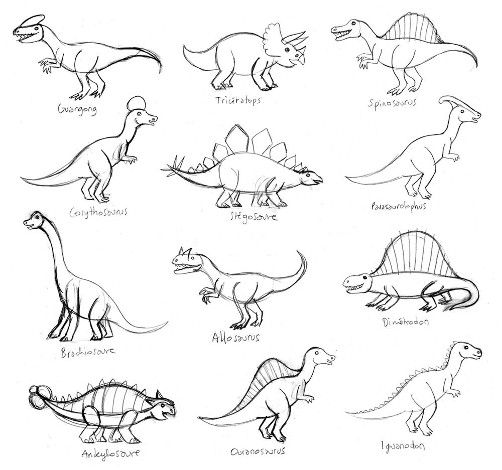 Coloriages À Imprimer : Dinosaures, Numéro : 209533 serapportantà Dinausore Coloriage