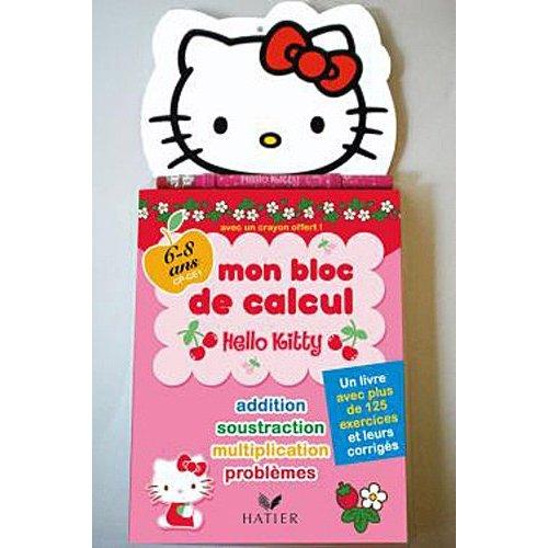 Coloriages A Imprimer : Livre Hello Kitty : Bloc Et Livre tout Livre De Coloriage Pas Cher