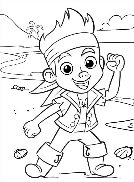 Coloriages De Pirates À Imprimer - Galerie Photo Pirates intérieur Dessin A Inprimer