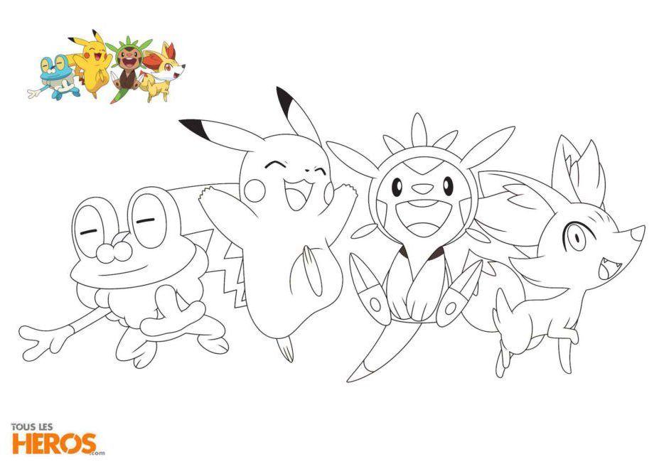 Coloriages Pokémon À Imprimer Gratuitement Avec Le Blog De destiné Coloriage Pokemon Salameche Imprimer