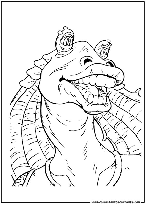 Coloriages Star Wars Coloriage Pictures To Pin On serapportantà Star Wars Dessin A Imprimer