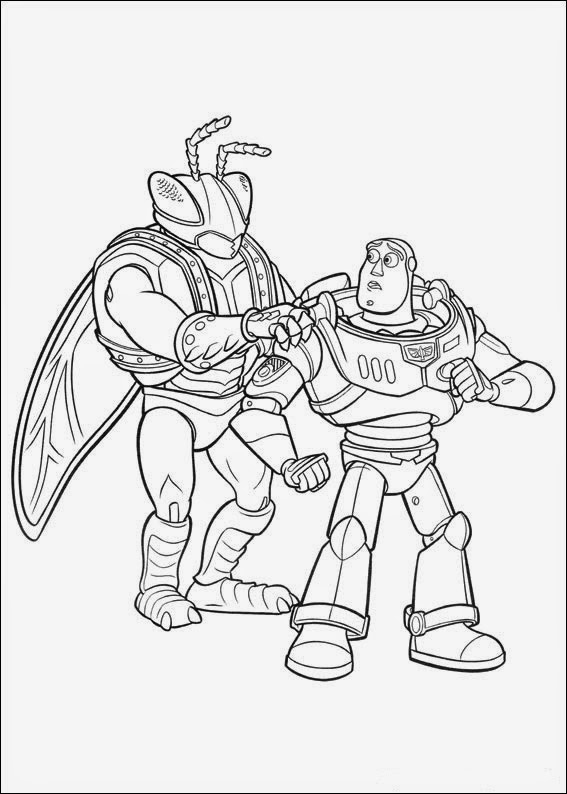 Coloring Pages: Toy Story Free Printable Coloring Pages à Coloriage Toy Story 4