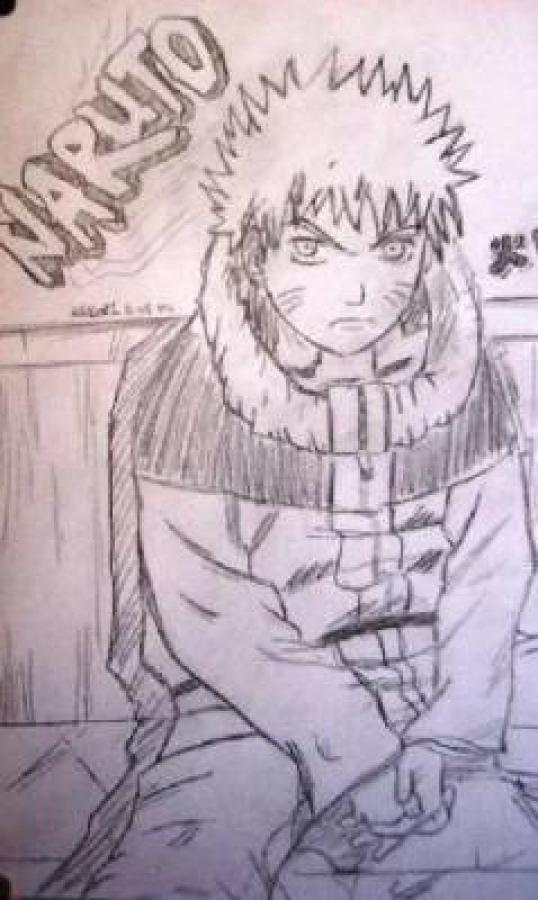 Comment Dessiner Naruto De Theo - Fr.hellokids serapportantà Dessin De Na Ruto A In Primer
