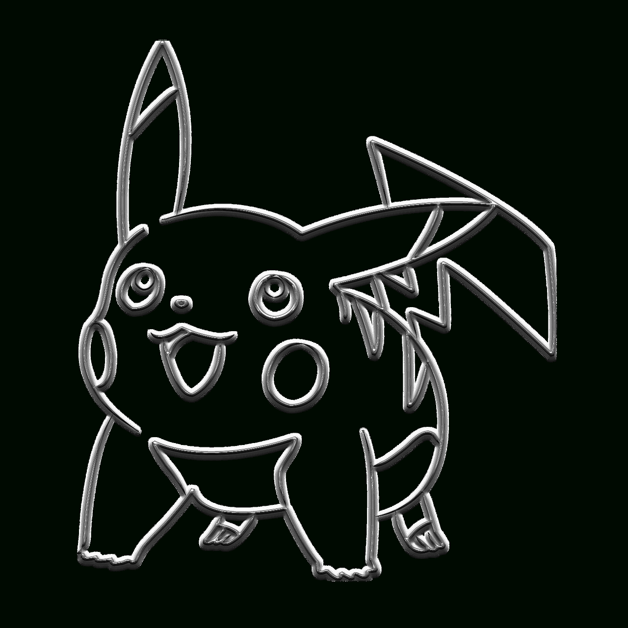 Comment Dessiner Pokemon avec Modele De Pokemon A Dessiner