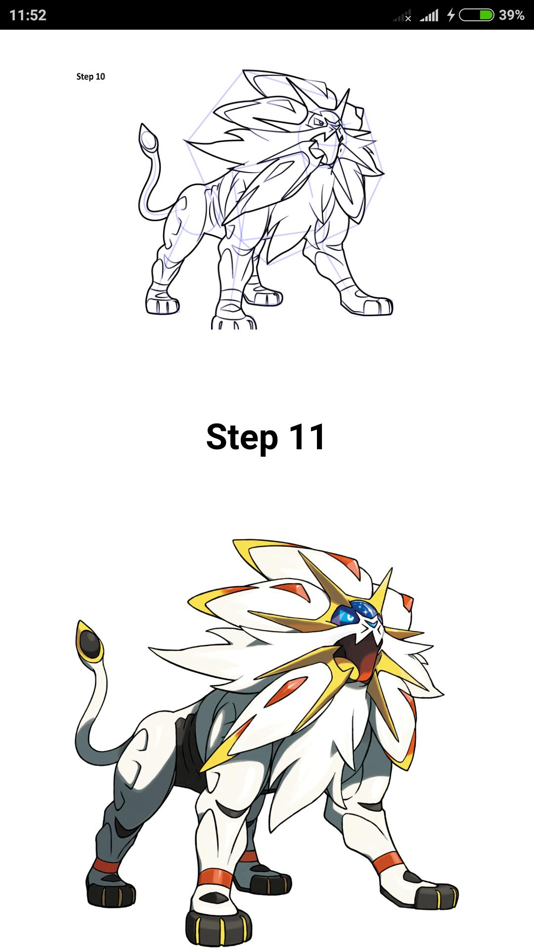 Comment Dessiner Pokemon Legendaire Facilement avec Dessiner Des Pokémon