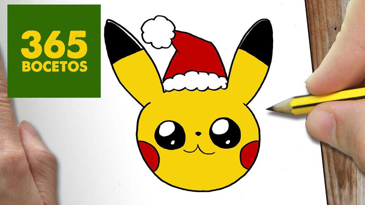 Como Dibujar Un Pikachu Para Navidad Paso A Paso: Dibujos serapportantà Comment Dessiner Un Avion Avec Facile